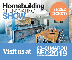 Homebuilding & Renovating Show 2019